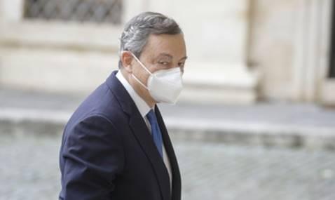 Draghi Dpcm anti-Covid