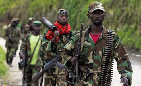 ribelli ruandesi