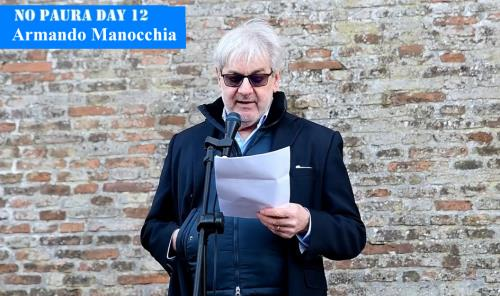 Armando Manocchia no paura day