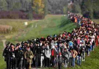 immigrazione clandestina rotta balcanica