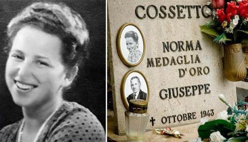 vergogna partigiana Norma Cossetto