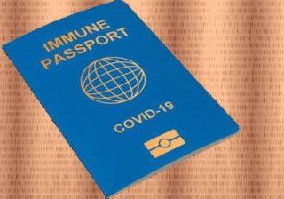 passaporto vaccinale pass Covid