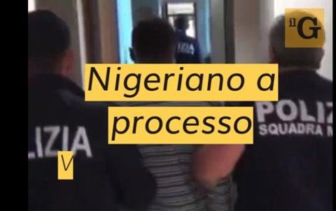 nigeriano a processo