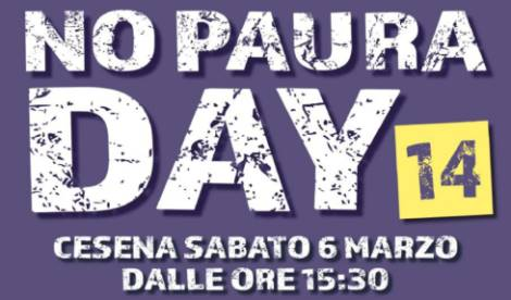 no paura day