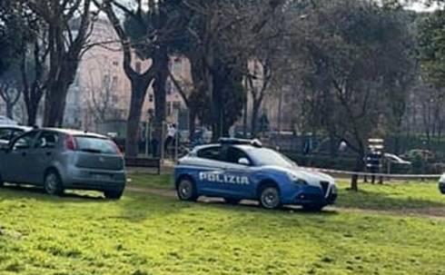 stupro a Villa Gordiani polizia
