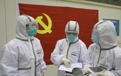 istituto di wuhan scienziati cinesi