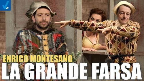 Enrico Montesano farsa