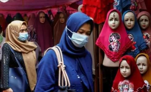 indonesia velo islamico