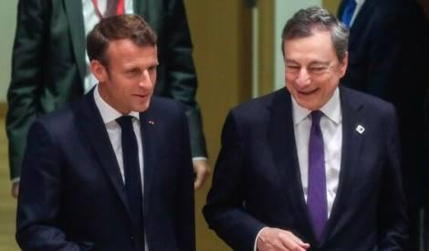 Draghi e Macron