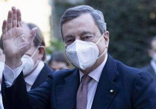 Draghi festa della donna