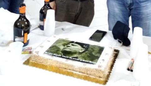 torta di Mussolini