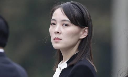 nordcorea sorella Kim