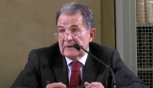 Romano Prodi sviluppo del mezzogiorno