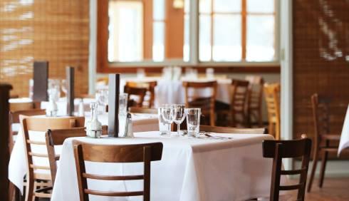 distanziamento sociale ristoranti