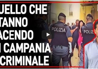 famiglie sfrattate Campania