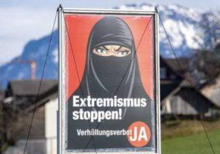 divieto di burqa