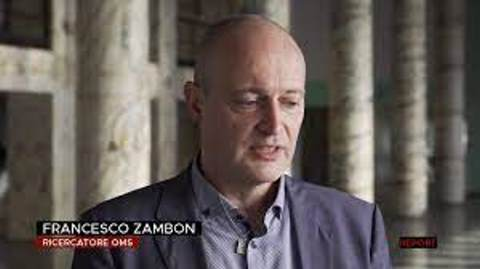 Francesco Zambon Origine del virus