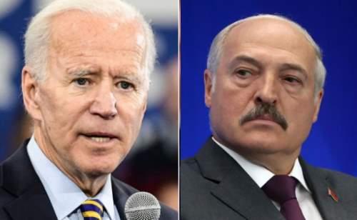 Lukashenko Joe Biden