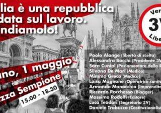 1 maggio manifestazione