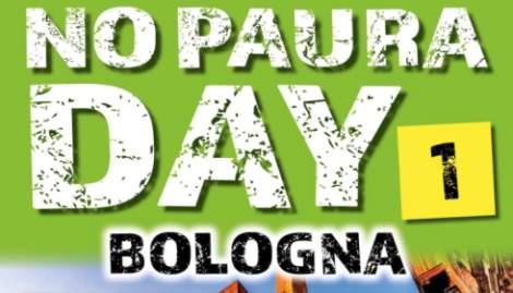 NoPauraDay1 Bologna