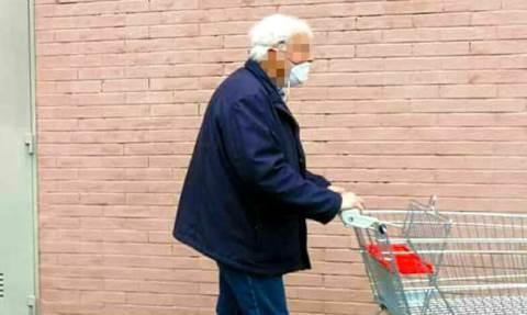anziano fame