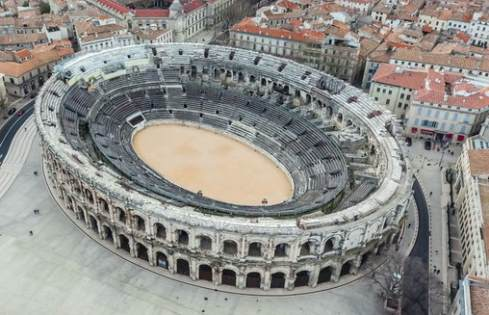 arena di Nimes