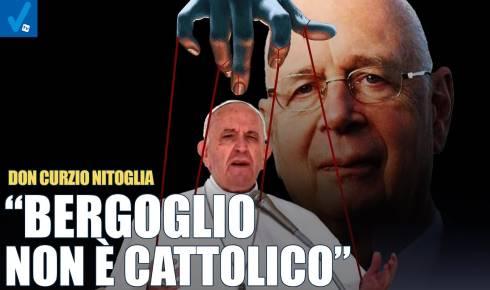 Don Curzio Nitoglia bergoglio
