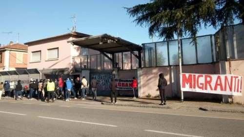 bologna migranti cooperative