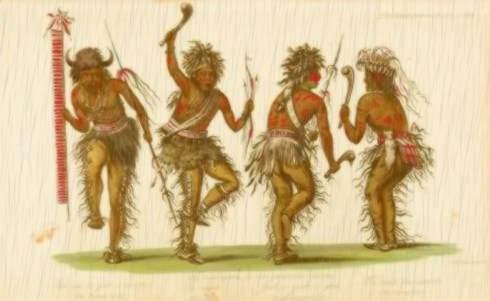 danza della pioggia cambiamenti climatici