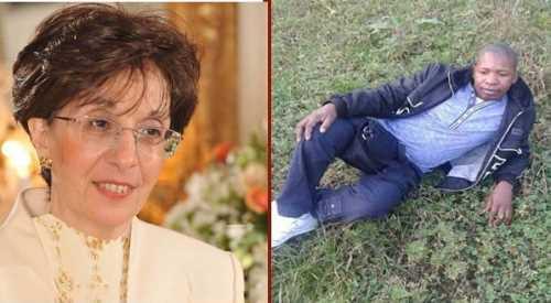 ebrea uccisa ebrea uccisa Sarah Halimi Kobili Traore