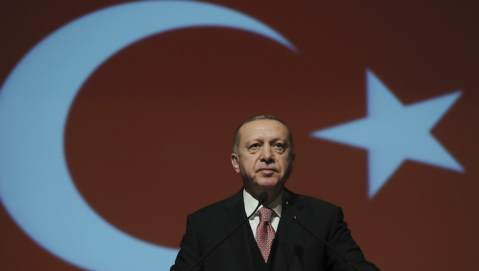 Radini Tedeschi su Erdogan