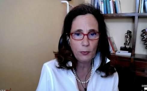 Ilaria Capua scienziata