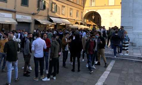 Lucca 24 aprile 2021