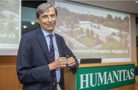 Alberto Mantovani humanitas