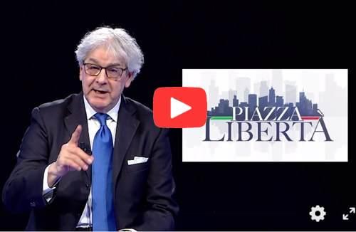 Armando Manocchia piazza libertà
