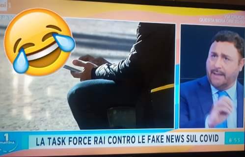 Rai contro le fake news