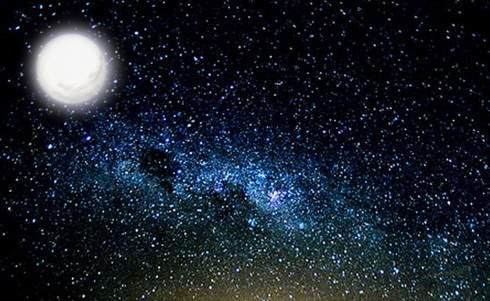 coprifuoco notte stelle