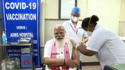 india campagna vaccinale