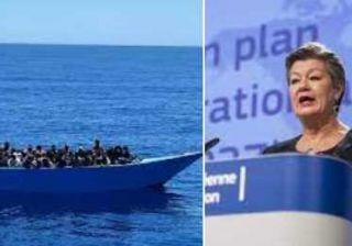 Ylva Johansson migranti