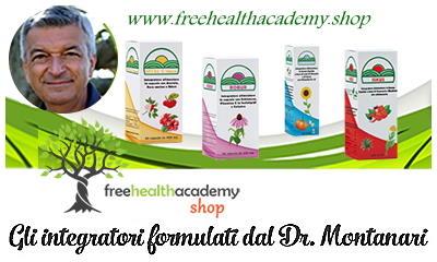 Integratori alimentari Free Health Academy