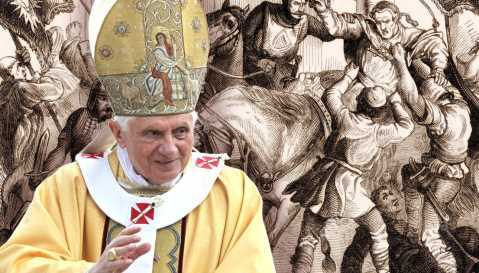 Benedetto XVI dimissioni