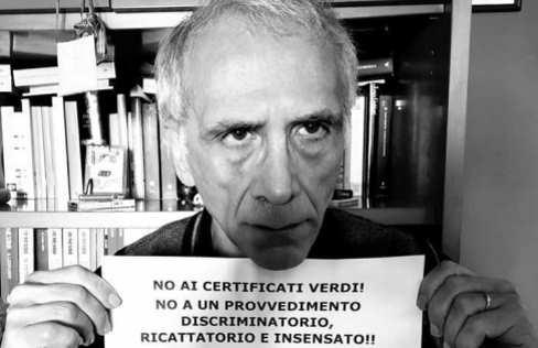 """Primum non nocere Intervista a Gianmarco Capitani"""" realizzata da Maurizio Bolognetti"""