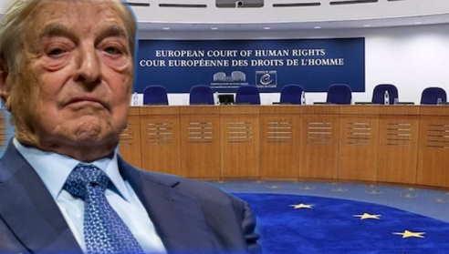 Corte Europea dei diritti umani e di Soros