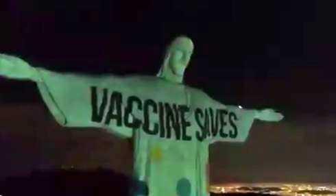 cristo redentore vaccini