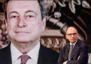 Draghi Letta