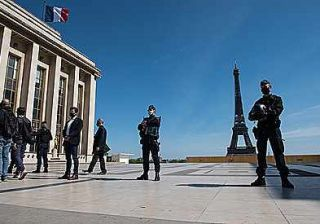Francia militari guerra civile