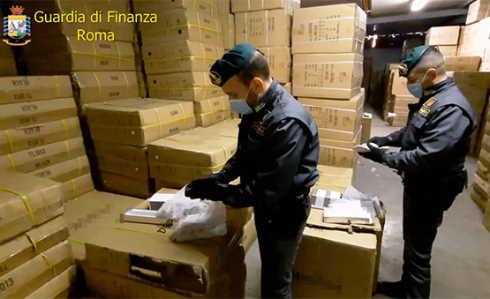 cinesi contraffazione