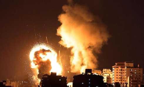 razzi esercito israeliano