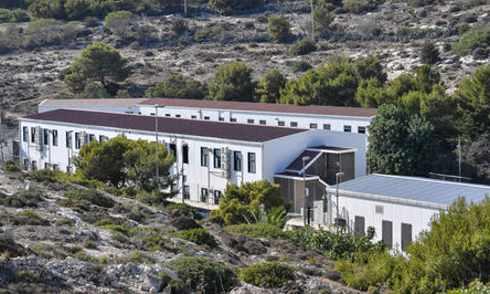 hotspot di Lampedusa