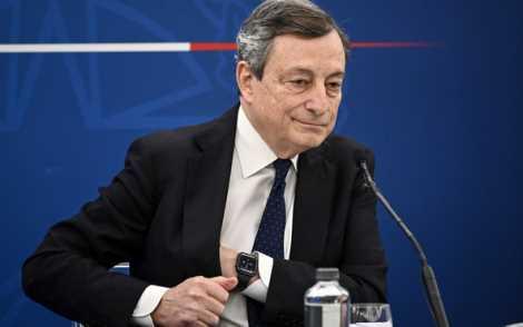 Mario Draghi fa il premier per volontariato